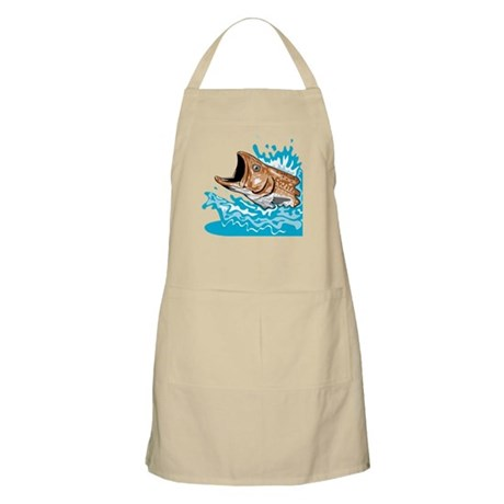 Fish Out Of Water BBQ Apron