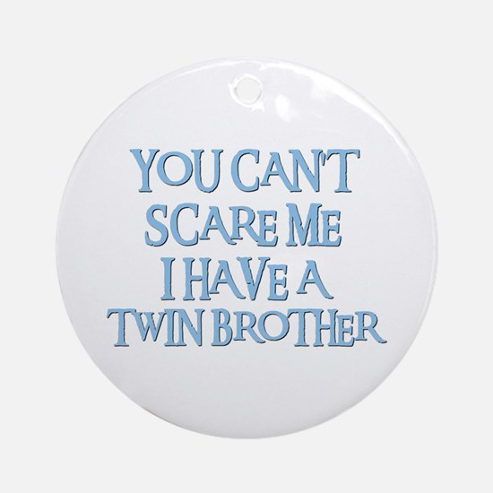TWIN BROTHER Ornament (Round)