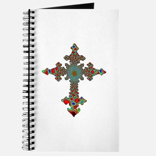 Jewel Cross Journal