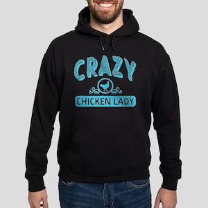 Crazy Chicken Lady Sweatshirt
