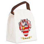 Huzzay Canvas Lunch Bag