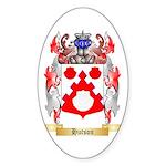 Hutson Sticker (Oval)