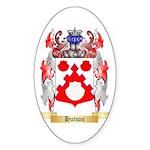 Hutson Sticker (Oval 50 pk)