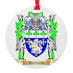 Hutchison Round Ornament