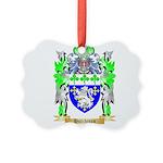 Hutchison Picture Ornament