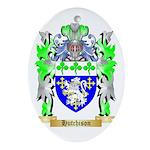 Hutchison Ornament (Oval)
