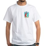 Hutchinson England White T-Shirt