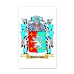 Hutchinson England 20x12 Wall Decal