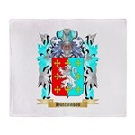 Hutchinson England Throw Blanket