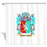 Hutchinson England Shower Curtain