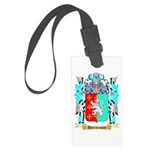Hutchinson England Large Luggage Tag