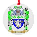 Hutchins Round Ornament