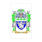 Hutchins Sticker (Rectangle)