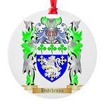 Hutcheson Round Ornament