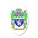 Hutcheson 20x12 Oval Wall Decal