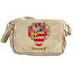 Hussey Messenger Bag