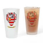 Hussey Drinking Glass