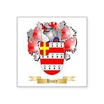 Husey Square Sticker 3