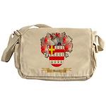 Husey Messenger Bag