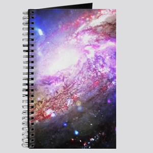 Colorful Cosmos Journal