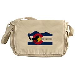 Chrn Logo Messenger Bag