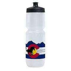 Chrn Logo Sports Bottle