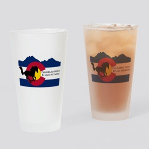 Chrn Logo Drinking Glass