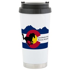 CHRN Logo Travel Mug