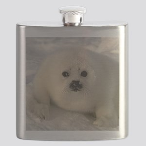 Baby Seal Flask