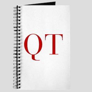 QT-bod red2 Journal