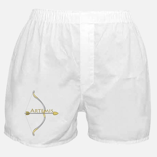 Bow of Artemis Boxer Shorts