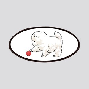 SAMOYED PUPPY Patches