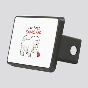 IVE BEEN SAMOYED Hitch Cover
