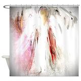 Angel Shower Curtains