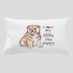 LOVE MY SHIBA INU Pillow Case