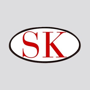 SK-bod red2 Patches