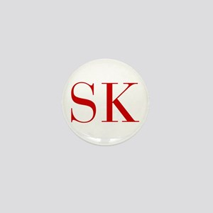 SK-bod red2 Mini Button