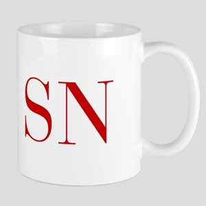 SN-bod red2 Mugs