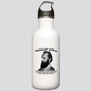 Stonewall: Offensive Stainless Water Bottle 1.0L