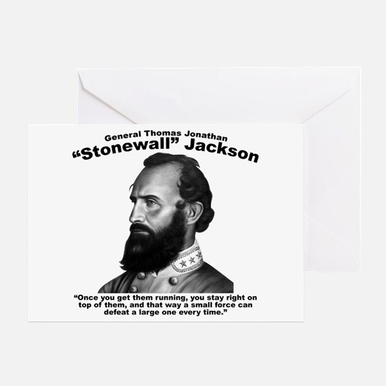Stonewall: Offensive Greeting Card