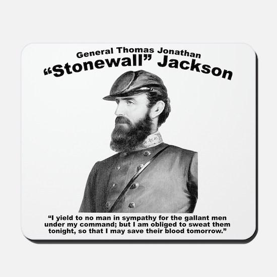 Stonewall: Gallant Mousepad