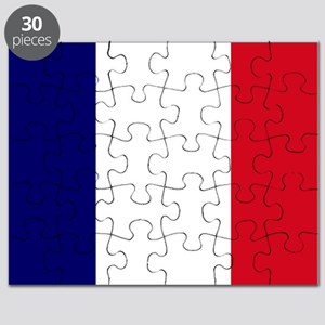 France flag Puzzle