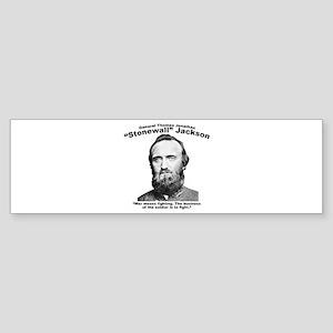 Stonewall: Fight Sticker (Bumper)