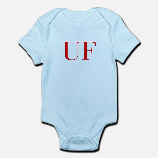 UF-bod red2 Body Suit