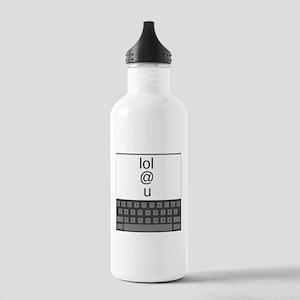 lol@u Stainless Water Bottle 1.0L