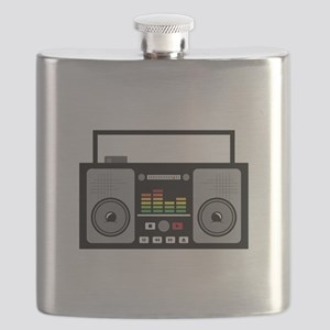 Boombox Flask