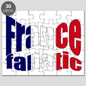 France fanatic Puzzle