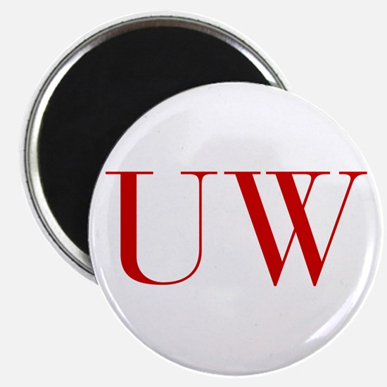 UW-bod red2 Magnets