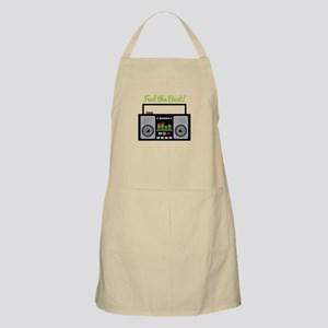 feel the best! Apron