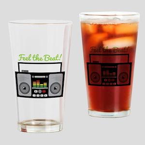 feel the best! Drinking Glass